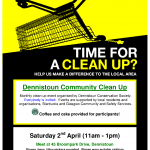 Clean Up Poster 2011-04-02