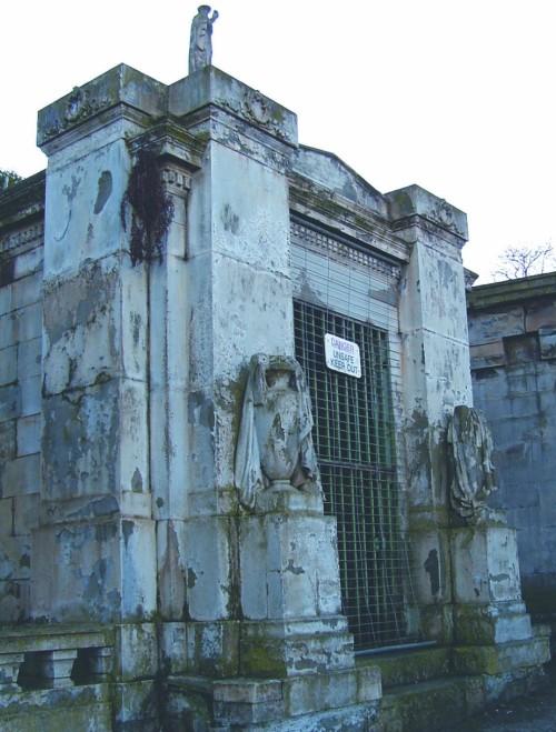 Buchanan Sisters Mausoleum