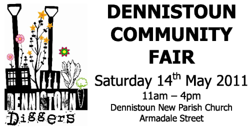 Dennistoun Community Fair - 14th May 2011
