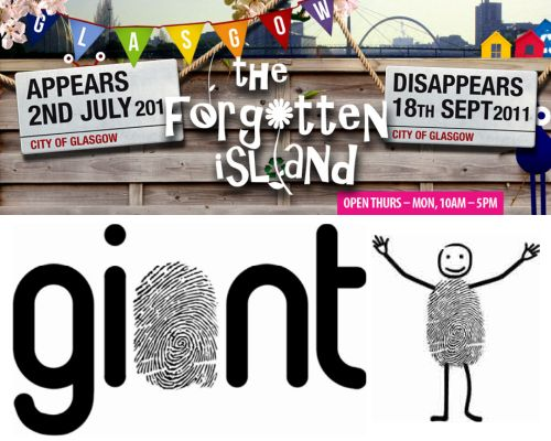 The Forgotten Island and Giant