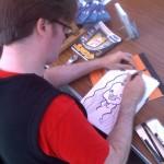 Caricaturist 02