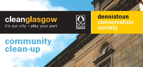 Dennistoun Community Clean-up