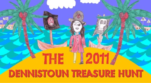 The 2011 Dennistoun Treasure Hunt