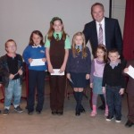2011 Dennistoun Treasure Hunt Winners
