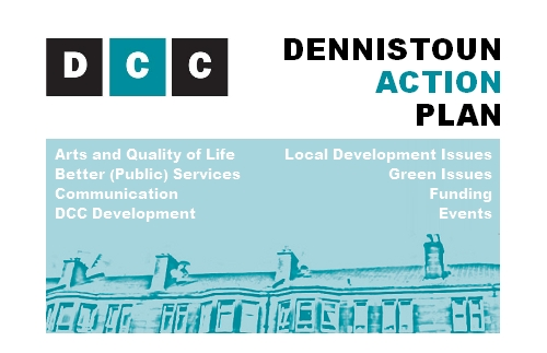 Dennistoun Community Council Action Plan