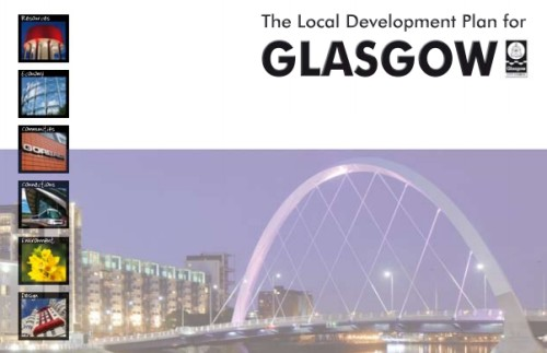 Glasgow City Council Local Development Plan