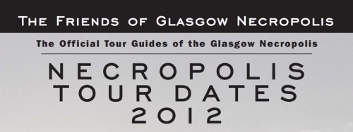 Necropolis Tour Dates 2012