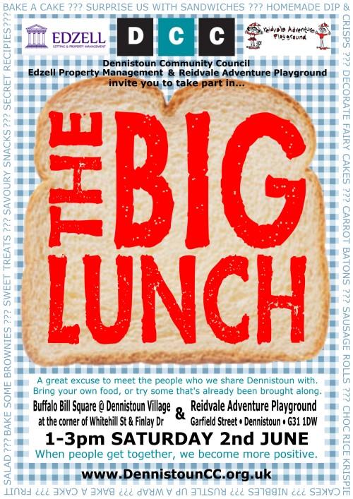 Dennistoun Big Lunch 2012