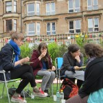 Dennistoun Buffalo Bill Square Big Lunch 2012 People 04
