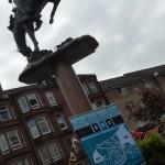 Dennistoun Buffalo Bill Square Big Lunch 2012 Statue