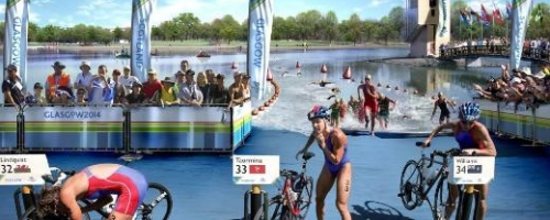 Glasgow Urban Triathlon