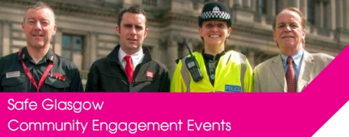 Safe Glasgow Community Safety Events