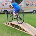 alexandra park festival 2013 cycling 1