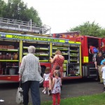 alexandra park festival 2013 fire engine