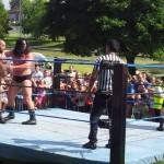 alexandra park festival 2013 wrestling 1