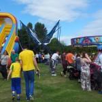 Alexandra Park Festival 2014 Fun Rides 02