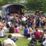 Alexandra Park Festival 2014 Mungo's Hi-Fi 01