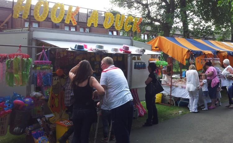 Alexandra Park Festival 2014 Stalls 01