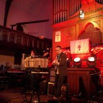 Alexis Taylor (Hot Chip) at Dennistoun New Church 01
