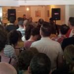 Hector Bizerk at Dennistoun Bar-B-Que 01
