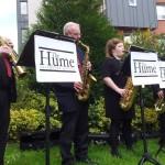 Hume Saxaphone Quartet 01