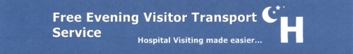 Free Evening Visitor Hospital Transport
