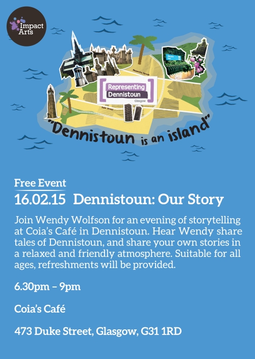 Dennistoun: Our Story