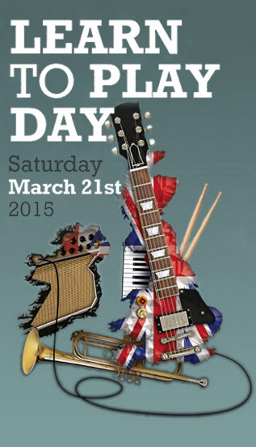 Learn to Play Day Poster
