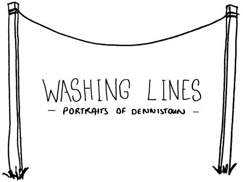 Washing Lines - Portraits of Dennistoun
