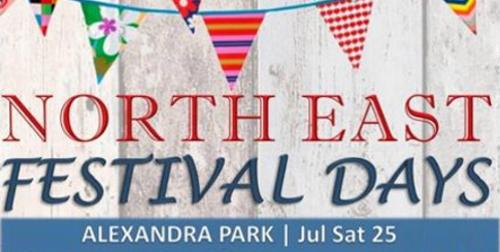 Alexandra Park Festival 2015