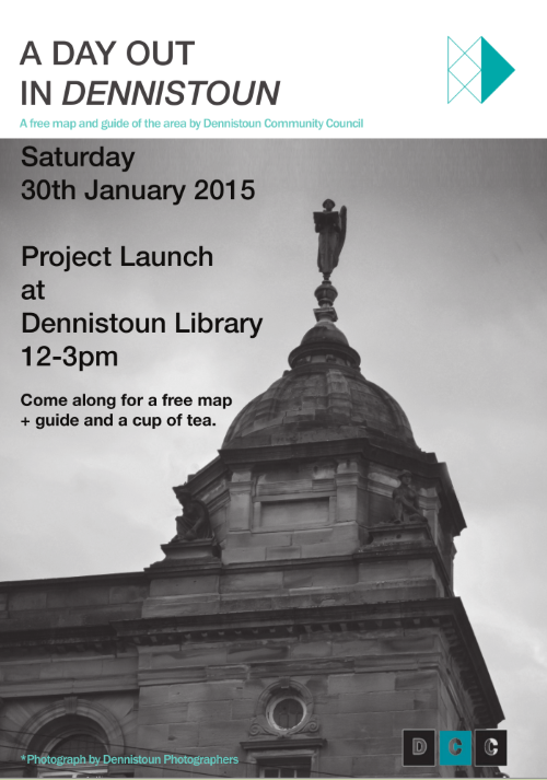 A Day Out In Dennistoun - Launch Event