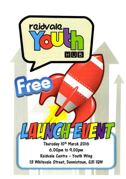 Reidvale Youth Hub Launch