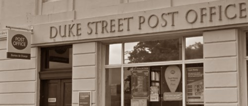 Duke Street Post Office