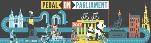 Pedal On Parliament 2017