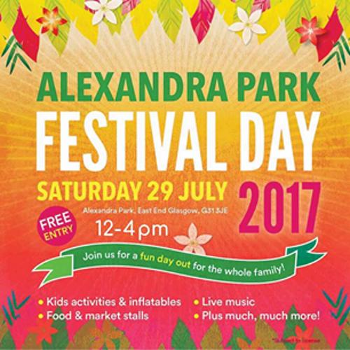 Alexandra Park Festival 2017