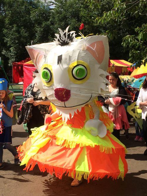 Alexandra Park Festival Parade