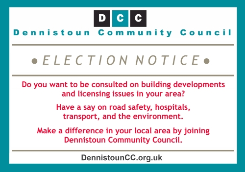 DCC Election 2018 Flyer