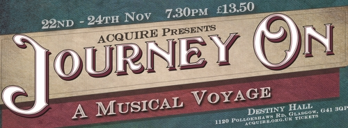 Journey On - A Musical Voyage