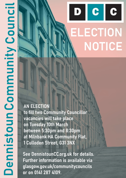 DCC March 2020 Election