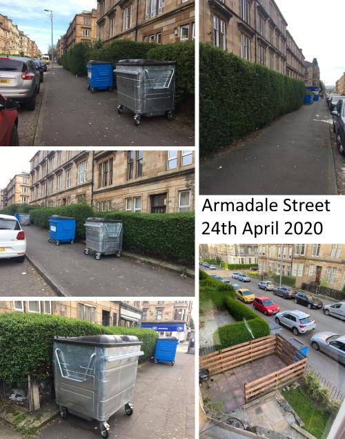 Armadale Street 2020-04-20