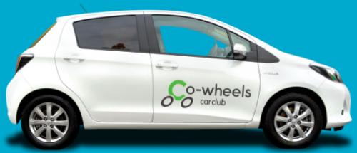Co-wheels Car