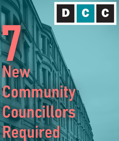 7 New Community Councillors Required